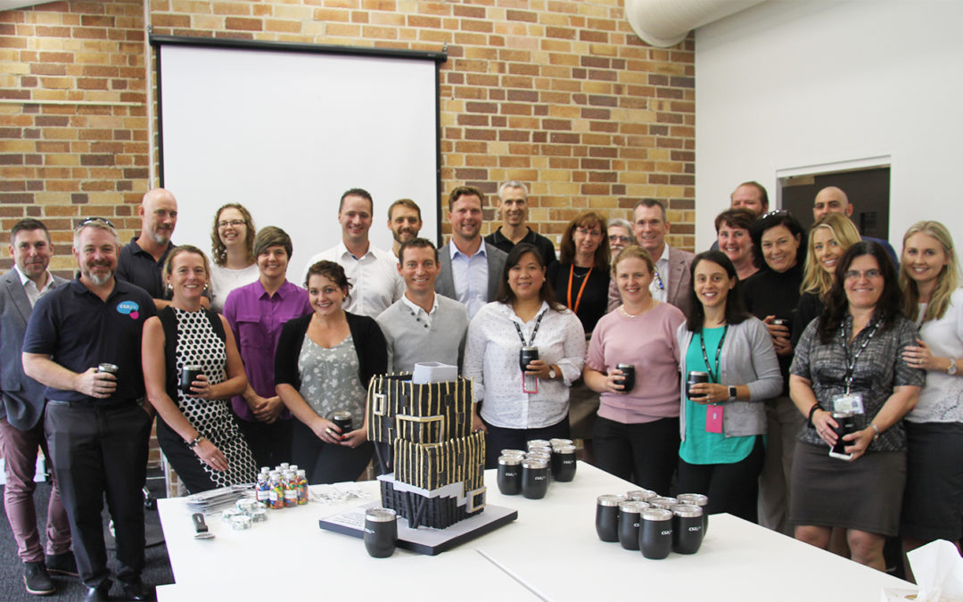 University of Newcastle celebrates another ServiceNow Go-Live
