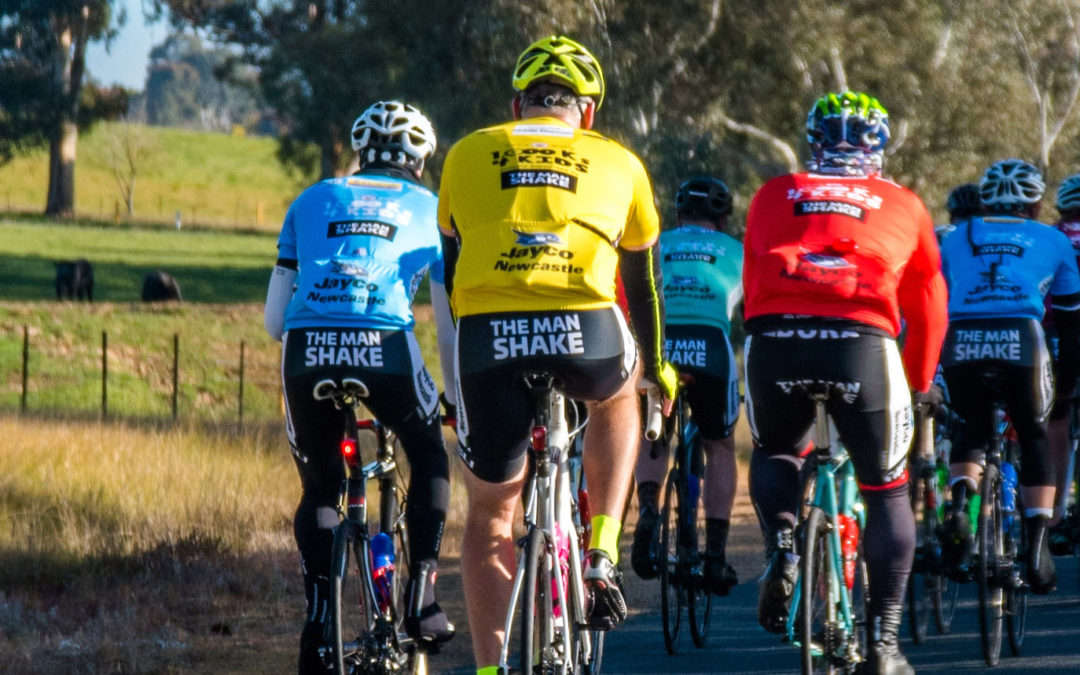 CSA sponsors 2019 Camp Quality charity ride to raise funds for kids